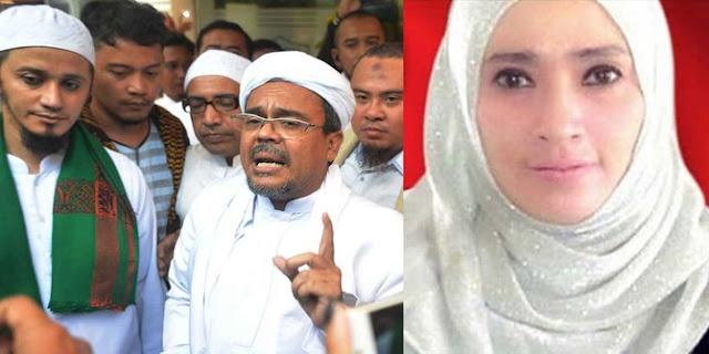 Polisi Terus Dalami Kasus Chat Senonoh yang Diduga Dilakukan Firza Husein dan Rizieq Shihab