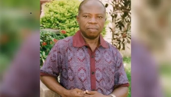 Just In: Enugu Commissioner For Health Dies (photos)