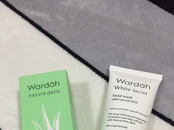 New try : Wardah Skincare