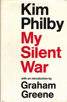 My Private War, Kim Philby Memoirs, original book jacket