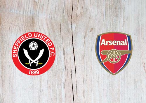 Sheffield United vs Arsenal -Highlights 11 April 2021