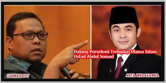 DPR Minta BK DPD Pecat Arya Wedakarna Dalang Persekusi Ustad Abdul Somad