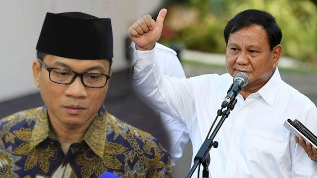 Dugaan Yandri PAN soal Penyebab Prabowo Mau jadi Pembantu Jokowi