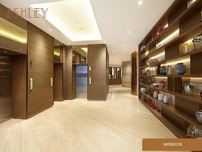 hotel ashley jakarta yang modern dan megah