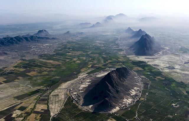 Geografi Alam Negara Afghanistan