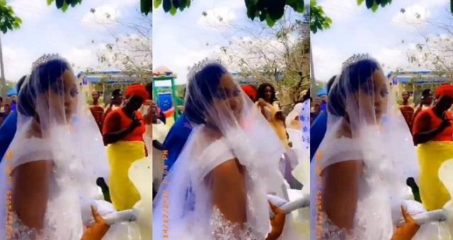 """""""Go And Get A Boyfriend"""" – Bride Trolls Her Friend At Her Wedding"""