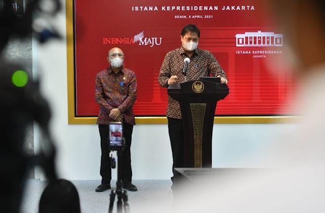 Jokowi Minta Porsi Kredit bagi UMKM Ditingkatkan