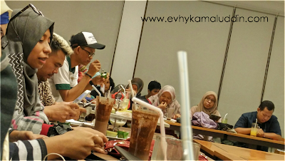 Silaturahmi Smartfren 4G bersama Bloger Catatan Evhy