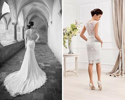cambio d'abito da sposa come si fa?