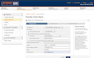 Cara Transfer dan Biaya Transfer BRI ke Permata
