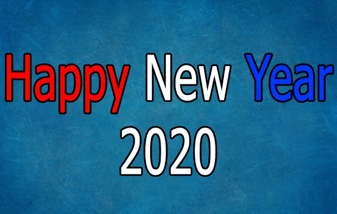 Happy New Year SMS Messages Wishes Wallpapers 2020