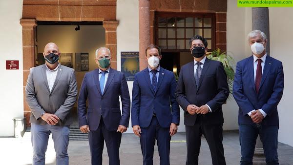 Zapata acaba su mandato de la FECAI destacando la unidad y dinamismo de los Cabildos durante la pandemia
