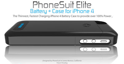 batterry and case for iPhone 4