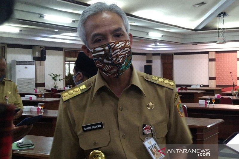 Gubernur Ganjar: Jawa Tengah Belum Perlu PSBB