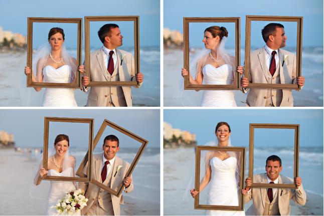 Selfie pre wedding