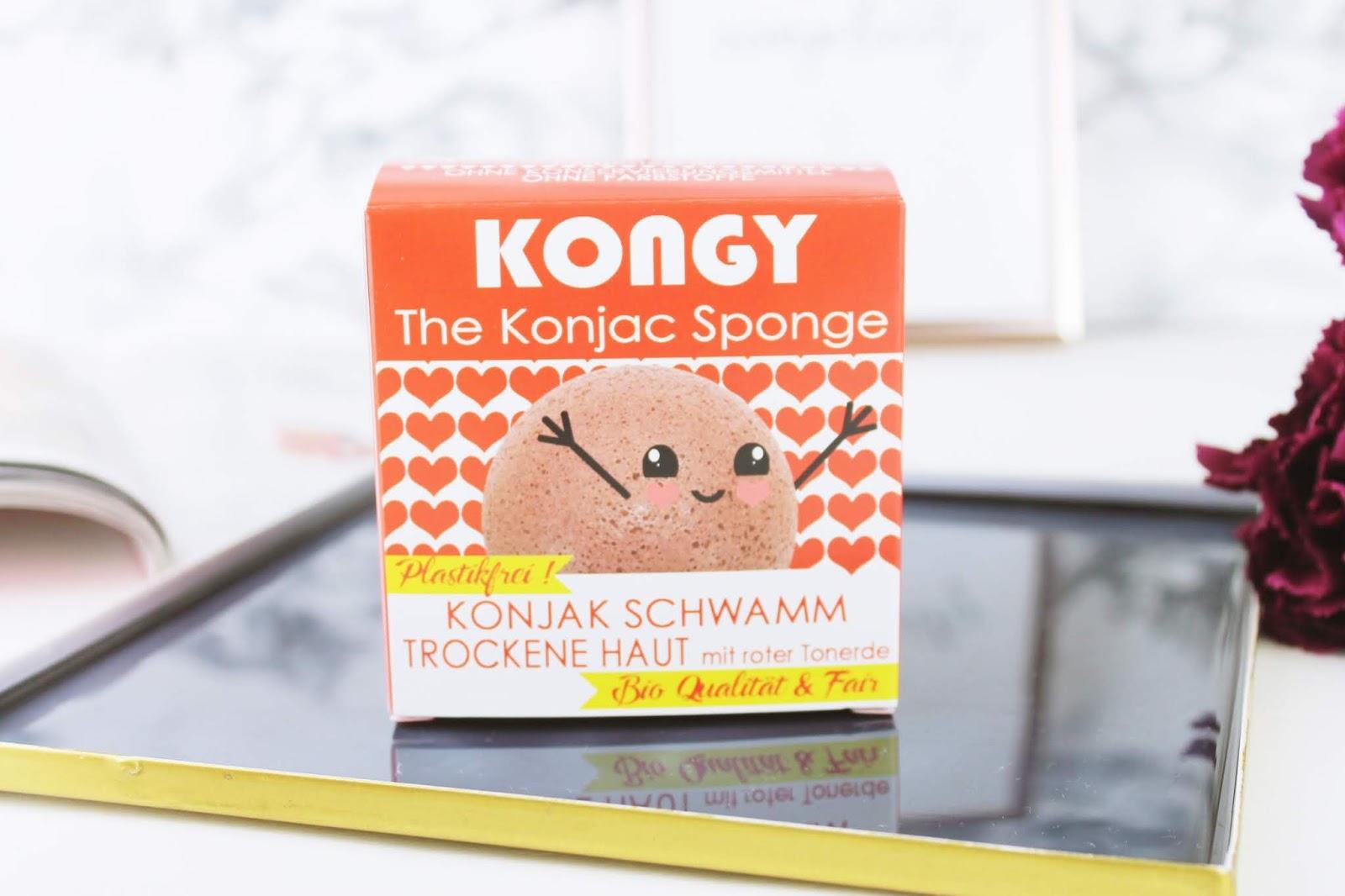 Konjac Schwamm von Kongy