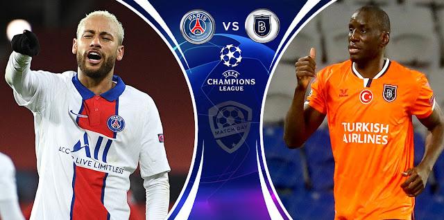PSG vs Basaksehir Prediction & Match Preview