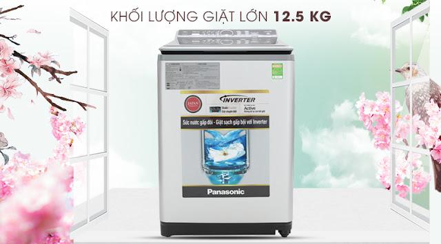 Máy giặt Panasonic NA-FS12X7LRV