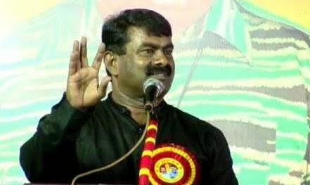 Seeman Takes on Vijayakanth, Karunanidhi ,Vaiko