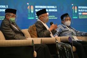 Ma'ruf Amin: Belum Ada Orang yang Mampu Jadi Imam Umat Islam