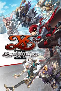 Ys IX: Monstrum Nox (PC)