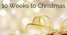 Until Christmas 10 Weeks Till Christmas.Mum Of Five Girls 10 Weeks Til Christmas