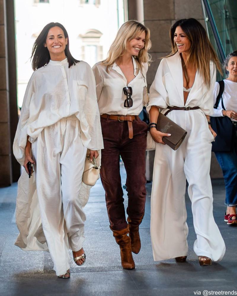 Looks femininos de outono 2021