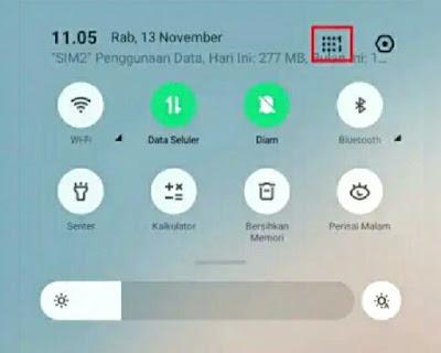 Mengaktifkan Mode Hemat Baterai di HP Realme langkah 1