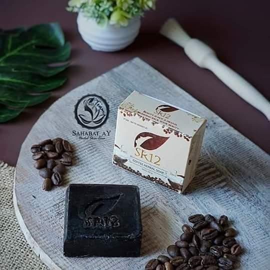 Best Seller! Jual Produk Coffe Herbal Soap SR12 di Tasikmalaya