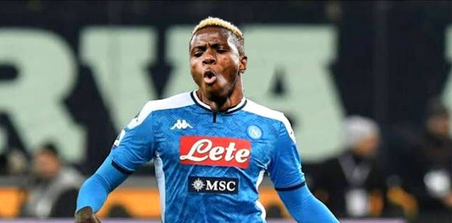 Soccer  : Victor James Osimhen (born 29 December 1998) is a Nigerian professional soccer player who plays as a forward for Serie A club S.S.C Napoli