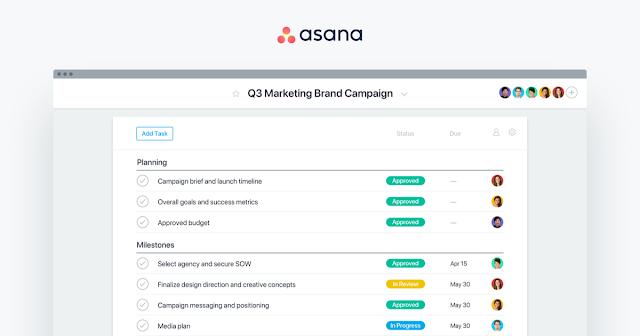 Task Management: Asana