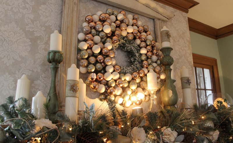 Holiday, Home, Decorating Ideas