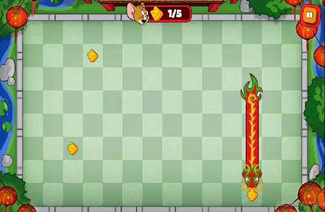 Game online ini disesuaikan dengan tokoh kartun Tom dan Jerry