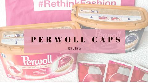 Nouă? Nu, spălată cu Perwoll Caps!