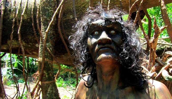 Kapre, Philippine Folklore