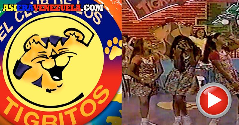 El Club de los Tigritos por Venevisión