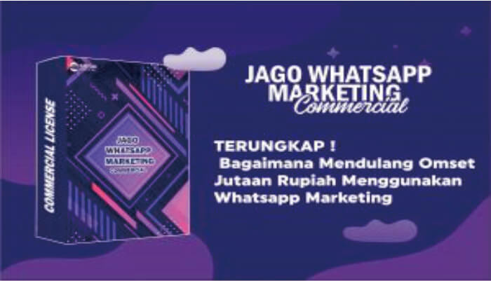 Jago Whatsapp Marketing Commercial