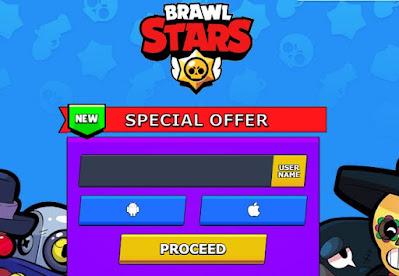 Lubrawl. com To Get Free Gems On Brawl Stars