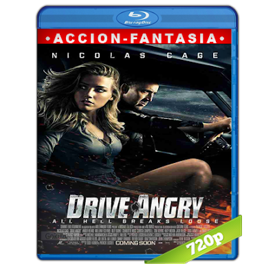 Infierno Al Volante (2011) BRRip 720p Audio Trial Latino-Castellano-Ingles 5.1