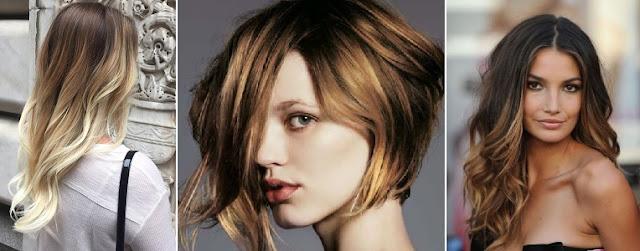 colorazioni capelli: come si fa il balayage, le differenze con lo shatush