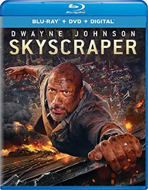 Skyscraper [BD25] [Latino]