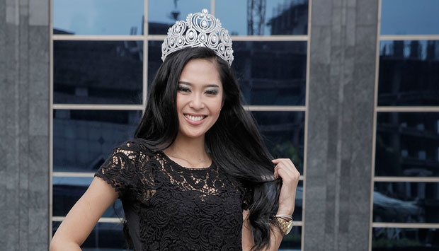Kesaksian Miss Indonesia 2014 Maria Asteria
