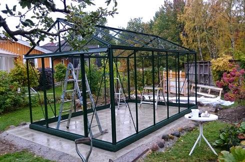 willab garden växthus