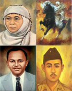 Nama-Para-Pahlawan-Nasional-Indonesia