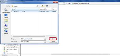 Cara Edit File DBF Untuk Pendataan BIOUN 2