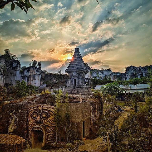 Wisata Setigi Desa Sekapuk Gresik Jawa Timur