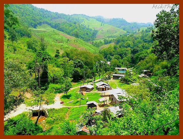 Village Mlabri, Phrae
