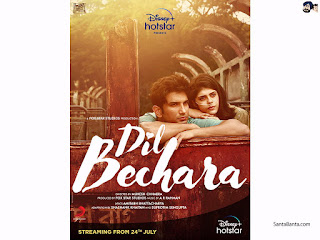 Dil Bechara 2020 Full Movie Download