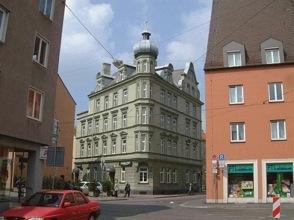 boarding house augsburg