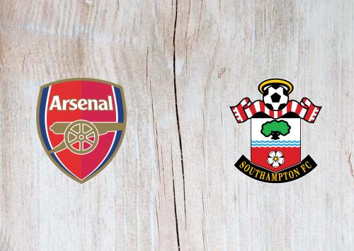 Arsenal vs Southampton -Highlights 16 December 2020